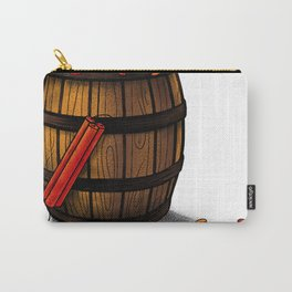 Crabs in a Barrel Carry-All Pouch