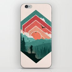 Divided Sky iPhone & iPod Skin