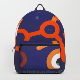 glance molecule Backpack