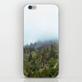 Whispering Forest iPhone Skin