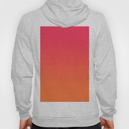 Ombre Candy Apple Hoody