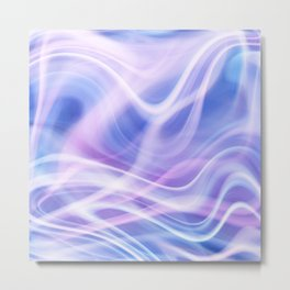 Cotton Candy Dreams Metal Print