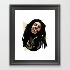 Marley Framed Art Print