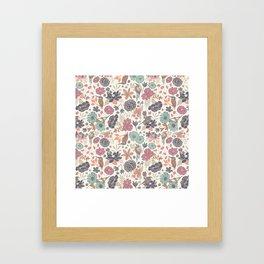 Silvestre Paradise Framed Art Print