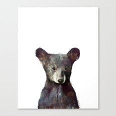 Little Bear Canvas Print