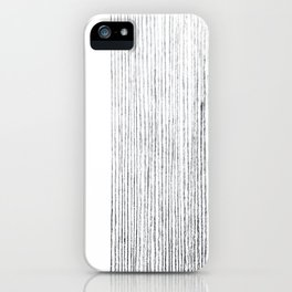 abstract drawing iPhone Case