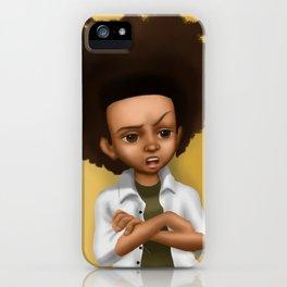 Huey freeman 3D iPhone Case