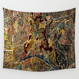 A Country Somewhere. Wall Tapestry