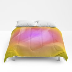 Abstract rose 2 Comforters