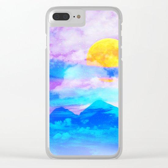 Moonsun Clear iPhone Case