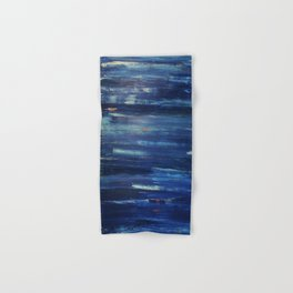 Baby Blue Hand & Bath Towel