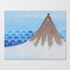 Ninhursag Canvas Print