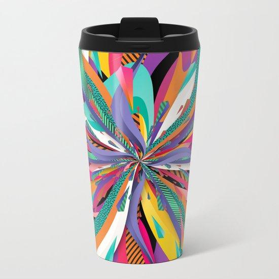 Pop Tunnel Metal Travel Mug