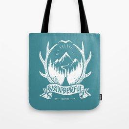 wanderful! Tote Bag