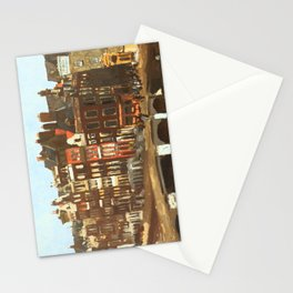 Cycling with Breitner Stationery Cards