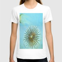 transparent T-shirts featuring Transparent-Sea by Bella Blue Photography
