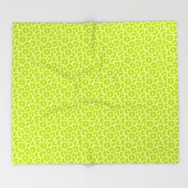 You're sub-lime! Throw Blanket