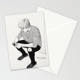Niall Sketch Stationery Cards