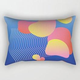summer hanabi Rectangular Pillow