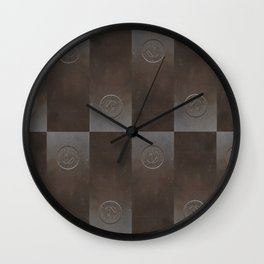 Wisdom over night Wall Clock