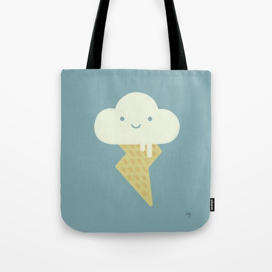 Stormy and Sweet Tote Bag