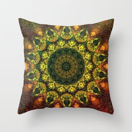 Formula XXXVII Throw Pillow