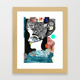Master of Space Framed Art Print