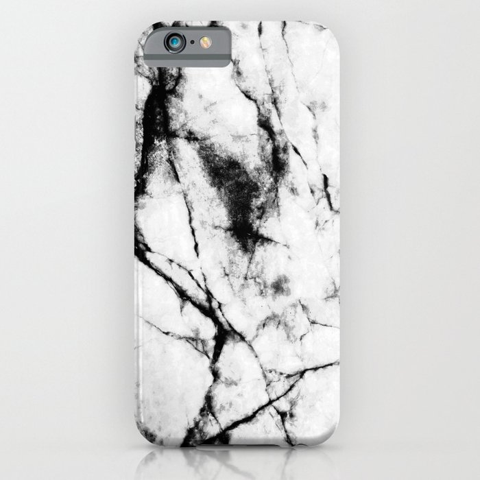 marble concrete stone texture pattern effect dark grain iphone case