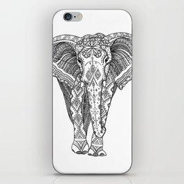 Zen Elephant iPhone Skin