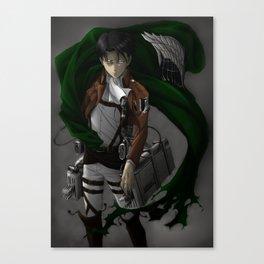 Levi - Attack on Titan / Shingeki no Kyojin Canvas Print