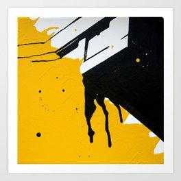 Innercity Housing Art Print