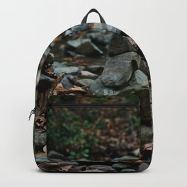Stacked Rocks Backpack