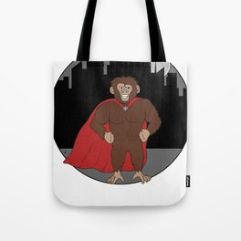 Mighty Monkey Tote Bag
