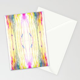 Melt Colors Series: Rain Stationery Cards