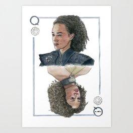 naath Art Print