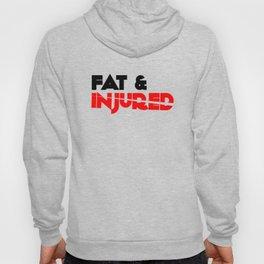 Fat & Injured (Black) Hoody