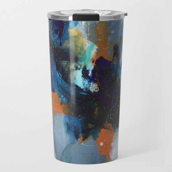 You're Not Done Yet Travel Mug