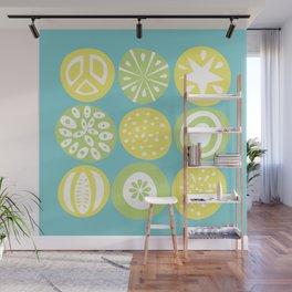 Salada de Fruta Wall Mural