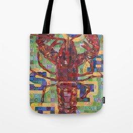 Lobster No. 2 (Nephropidae) Tote Bag
