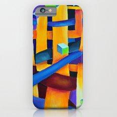 Multidimensional cubs iPhone 6s Slim Case
