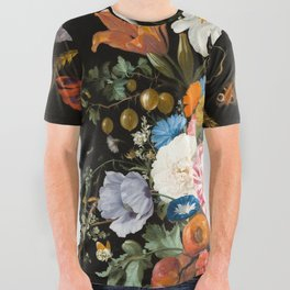 Still Life Floral #2 All Over Graphic Tee
