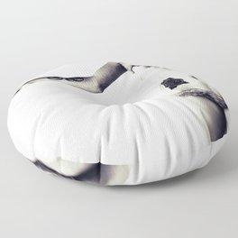 bleeding dreams Floor Pillow