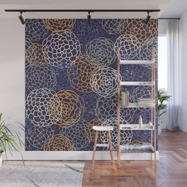 Japanese Pattern #1 Wall Mural