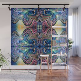 4D Days and 4D Nights  Wall Mural