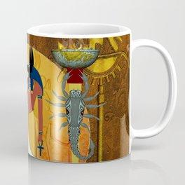 Anubis the egyptian god Coffee Mug