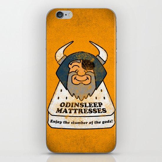 Odin - Odinsleep Mattresses iPhone & iPod Skin