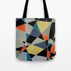 triangles pattern 002 Tote Bag