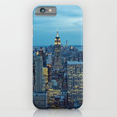 NYC Skyline a Night iPhone 6s Slim Case