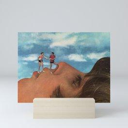 Nasal Passage Mini Art Print