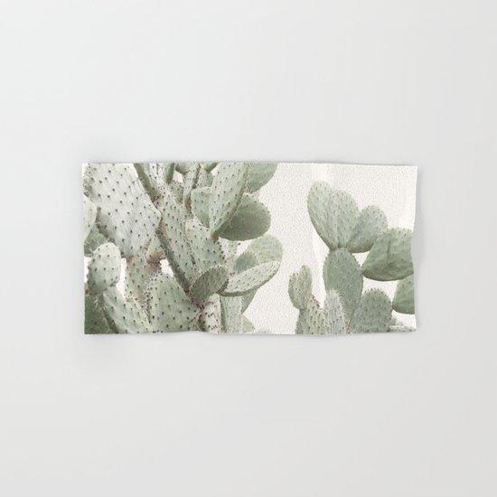 Cactus 4 Hand & Bath Towel
